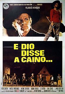 poster And God Said to Cain (1970)
