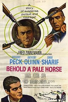 poster Behold a Pale Horse (1964)