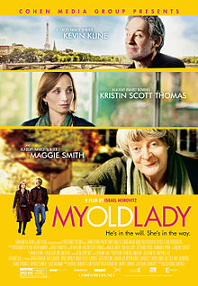 poster My Old Lady (2014)