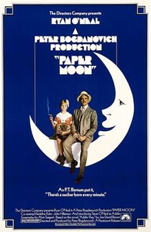 poster Paper Moon (1973)