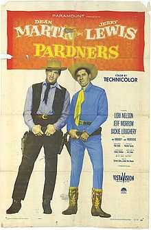 poster Pardners (1956)
