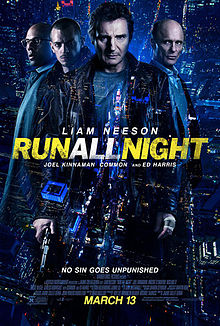 poster Run All Night (2015)