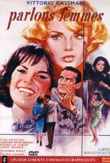 poster Se permettete parliamo di donne (1964)