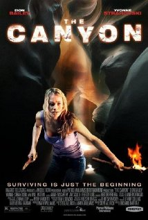 poster The Canyon (2009)