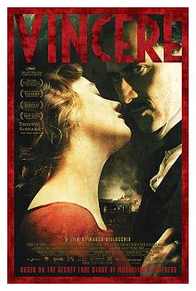 poster Vincere (2009)