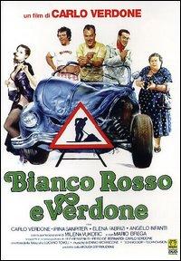 poster Bianco, Rosso E Verdone (1981)