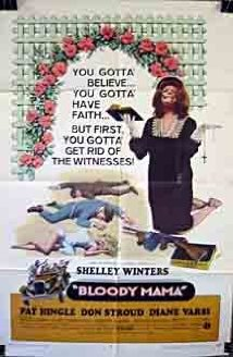 poster Bloody Mama (1970)