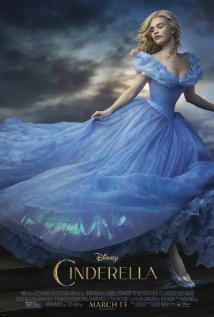poster Cinderella (2015)