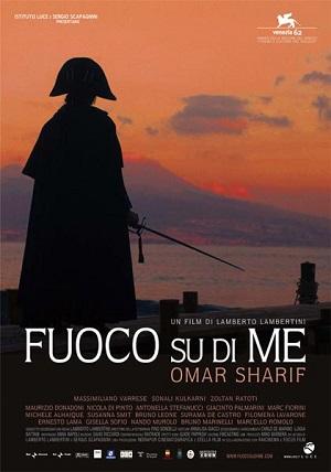 poster Fuoco su di me (2006)