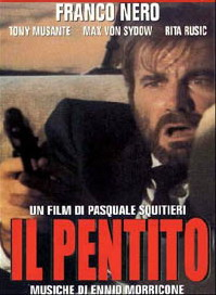 poster Il pentito - The Repenter (1985)