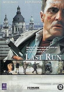 poster Last Run (2001)