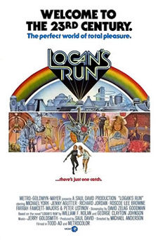 poster Logan's Run (1976)