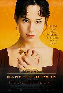 poster Mansfield Park (1999)