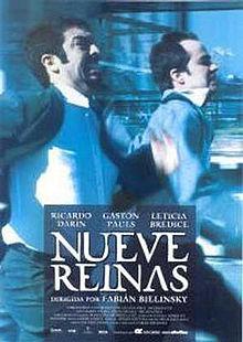 poster Nine Queens (Nueve Reinas) (2000)