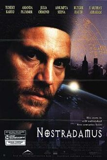 poster Nostradamus (1994)