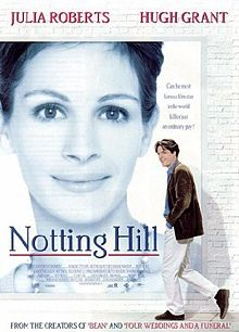 poster Notting Hill (1999)