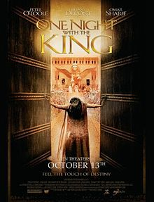 poster One Night with the King (2006)