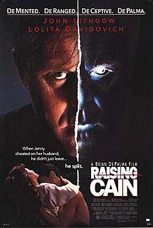 poster Raising Cain (1992)