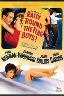 poster Rally 'Round the Flag, Boys! (1958)