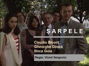 poster Sarpele (1996)