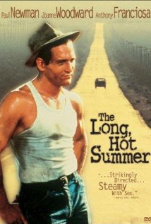 poster The Long, Hot Summer (1958)