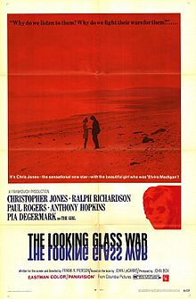poster The Looking Glass War (1969)