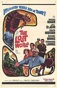 poster The Lost World (1960)