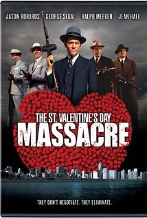 poster The St. Valentine's Day Massacre (1967)