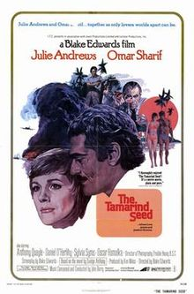 poster The Tamarind Seed (1974)