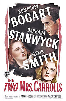 poster The Two Mrs Carrolls (1947)
