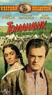 poster Tomahawk (1951)