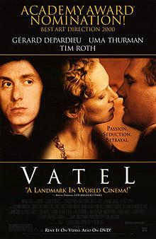 poster Vatel (2000)