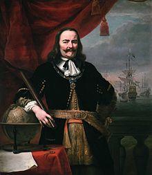 pictura Michiel de Ruyter