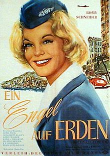 poster An Angel on Wheels (1959)