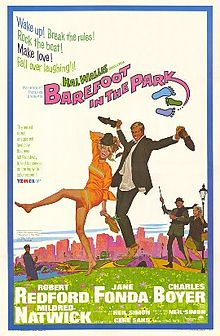 poster Barefoot In The Park (1967)