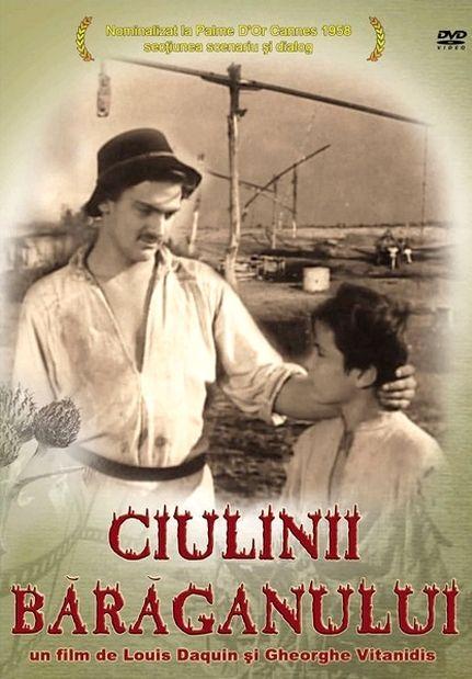 poster Ciulinii Baraganului (1958)