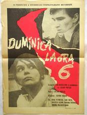poster Duminica La Ora 6 (1965)