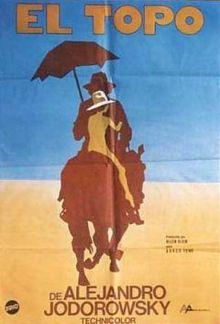 poster El topo (1970)