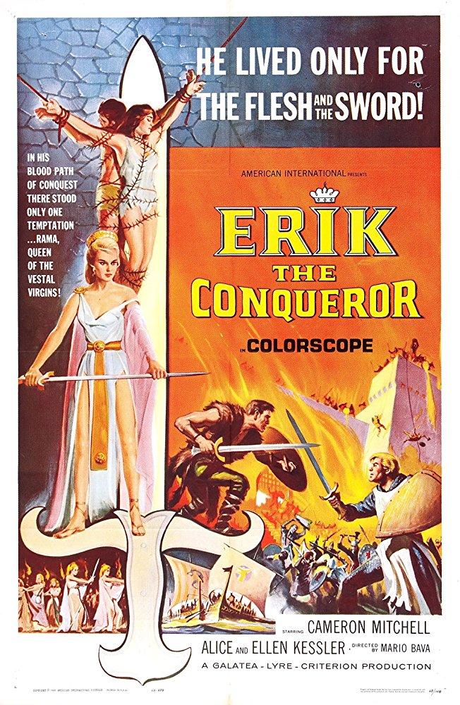 poster Erik the Conqueror (1961)