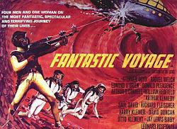 poster Fantastic Voyage (1966)