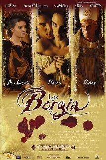 poster Los Borgia - The Borgia (2006)