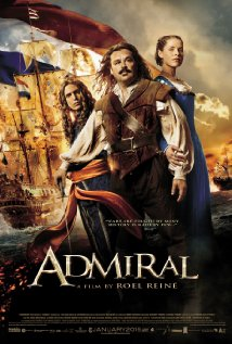 poster Michiel de Ruyter - Admiral (2015)