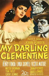 poster My Darling Clementine (1946)