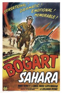 poster Sahara (1943)