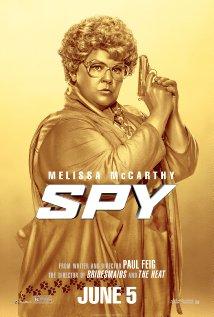 poster Spy (2015)