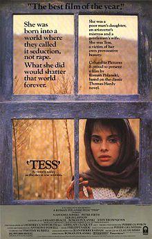 poster Tess (1979)