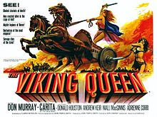 poster The Viking Queen (1967)