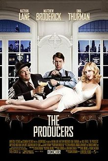 poster The producers (2005)