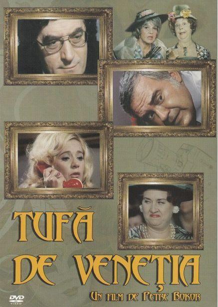 poster Tufă de Veneția (1977)