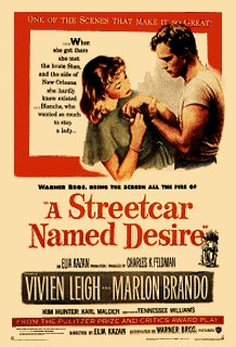 poster A Streetcar Named Desire (1951)